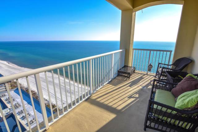 11807 Front Beach 2204 Road #2204, Panama City Beach, FL 32407 (MLS #692292) :: Counts Real Estate on 30A