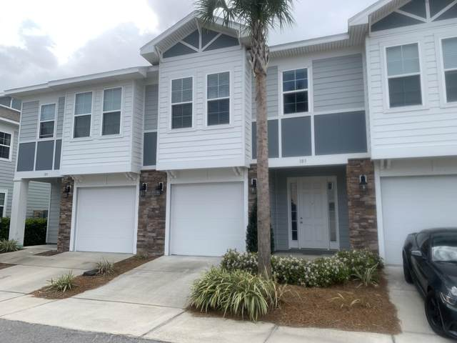 103 Enchantment Falls Lane, Panama City Beach, FL 32407 (MLS #694918) :: The Premier Property Group