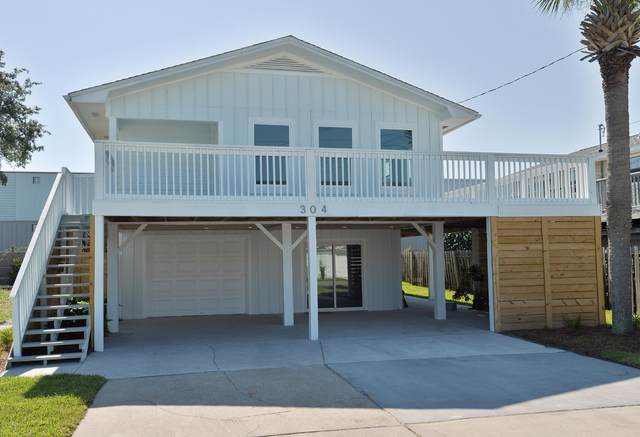 304 Gulf View Drive, Panama City Beach, FL 32413 (MLS #698230) :: Anchor Realty Florida