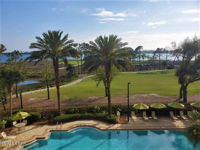 4000 Marriott Drive #3403, Panama City Beach, FL 32408 (MLS #706276) :: Anchor Realty Florida