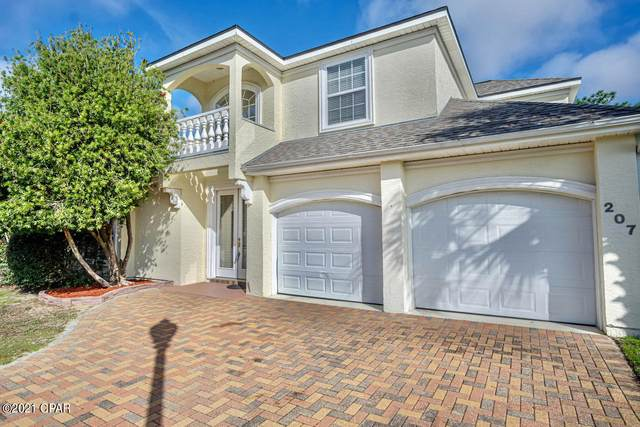 207 Tierra Verde Lane, Panama City Beach, FL 32407 (MLS #706850) :: Team Jadofsky of Keller Williams Realty Emerald Coast