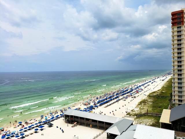 9850 S Thomas 1209W Drive 1209W, Panama City Beach, FL 32408 (MLS #715068) :: Counts Real Estate Group