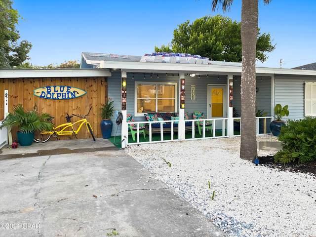 502 Dolphin Street, Panama City Beach, FL 32413 (MLS #716699) :: The Ryan Group