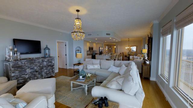 8715 Surf Drive 1101A, Panama City Beach, FL 32408 (MLS #657221) :: ResortQuest Real Estate