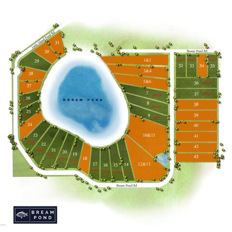 14727 Bream Pond Drive Lot 18, Southport, FL 32409 (MLS #692688) :: Keller Williams Realty Emerald Coast
