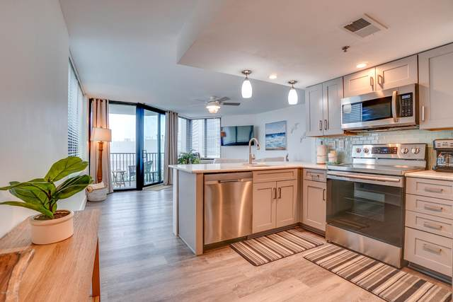 9850 S Thomas Drive 912W, Panama City Beach, FL 32408 (MLS #703621) :: Corcoran Reverie