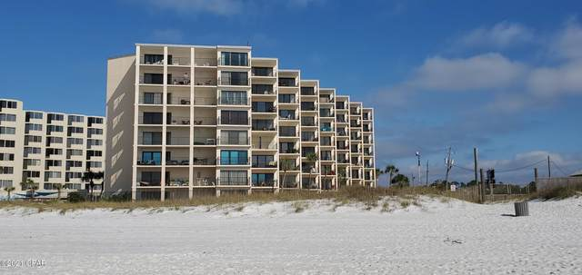 8815 Thomas Drive #203, Panama City Beach, FL 32408 (MLS #704896) :: Team Jadofsky of Keller Williams Realty Emerald Coast