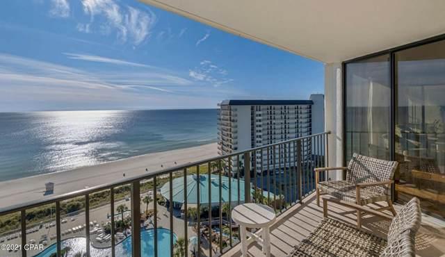 11483 Front Beach Road #1206, Panama City Beach, FL 32407 (MLS #714414) :: Team Jadofsky of Keller Williams Realty Emerald Coast