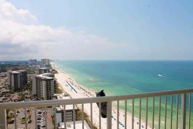 11807 Front Beach 2204 Road #2204, Panama City Beach, FL 32407 (MLS #692292) :: Counts Real Estate Group, Inc.