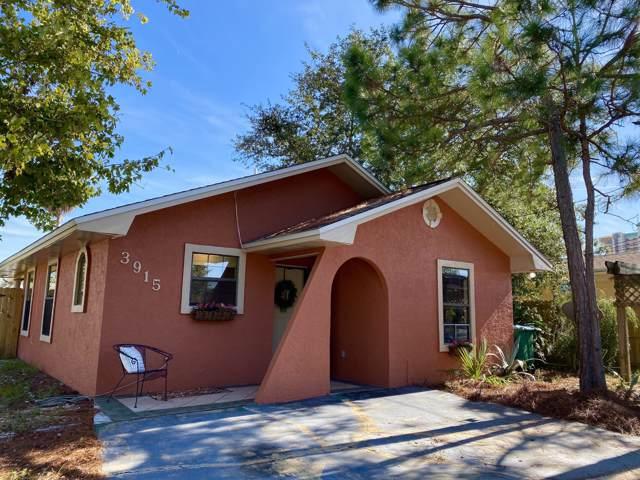 3915 Vicar Street, Panama City Beach, FL 32408 (MLS #686084) :: Counts Real Estate Group