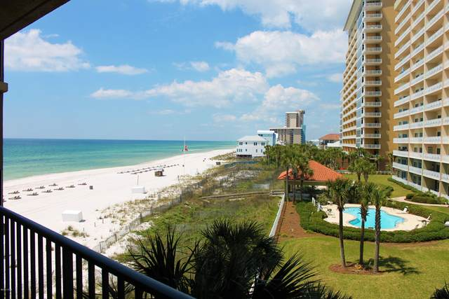 6505 Thomas Drive #413, Panama City Beach, FL 32408 (MLS #696198) :: Counts Real Estate Group, Inc.