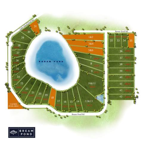 14727 Bream Pond Drive Lot 18, Southport, FL 32409 (MLS #692688) :: Corcoran Reverie