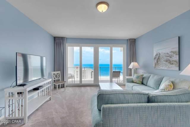 9860 S Thomas Drive Unit # 1422, Panama City Beach, FL 32408 (MLS #713451) :: Berkshire Hathaway HomeServices Beach Properties of Florida