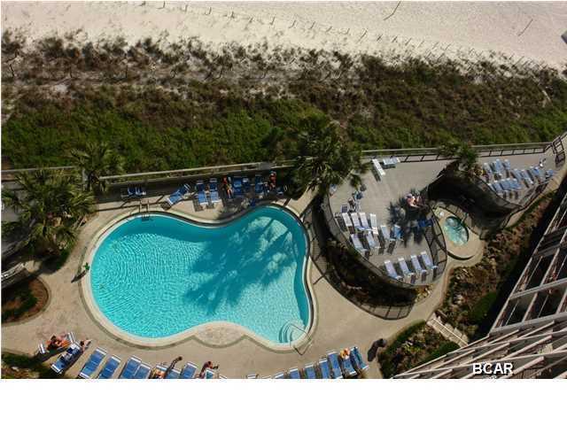 11347 Front Beach Road #504, Panama City Beach, FL 32407 (MLS #644768) :: Berkshire Hathaway HomeServices Beach Properties of Florida
