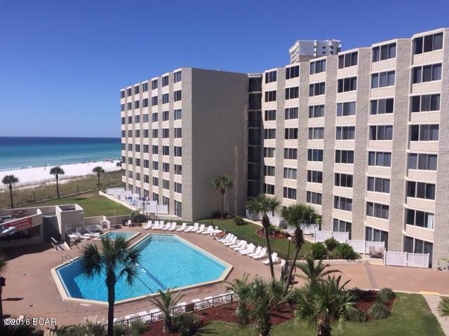 8817 S Thomas Drive A211, Panama City Beach, FL 32408 (MLS #651358) :: ResortQuest Real Estate