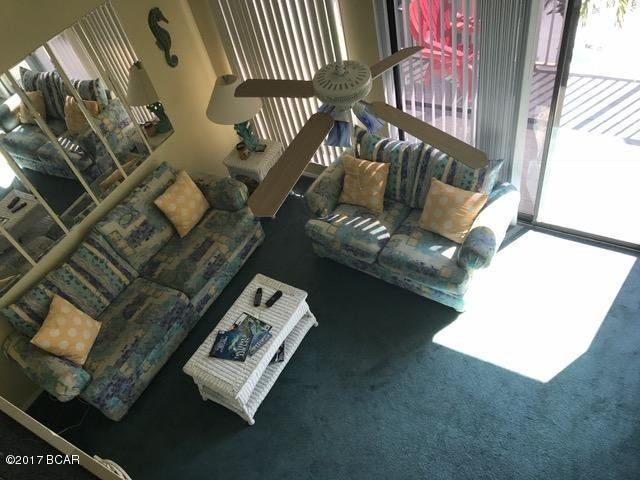 6205 Thomas Drive F11, Panama City Beach, FL 32408 (MLS #657359) :: Berkshire Hathaway HomeServices Beach Properties of Florida