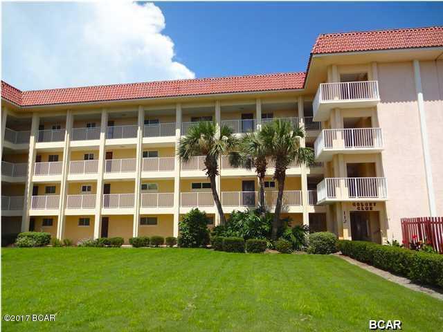 112 Fairway Boulevard #201, Panama City Beach, FL 32407 (MLS #657467) :: Keller Williams Success Realty