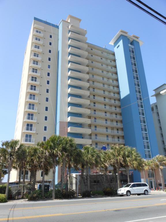 10713 Front Beach 1102 Road #1102, Panama City Beach, FL 32407 (MLS #658038) :: Keller Williams Success Realty
