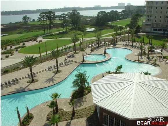 4100 Marriott Drive #601, Panama City Beach, FL 32408 (MLS #659450) :: Keller Williams Success Realty