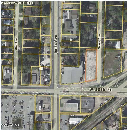 100 W 15TH Street, Panama City, FL 32405 (MLS #659554) :: Keller Williams Success Realty
