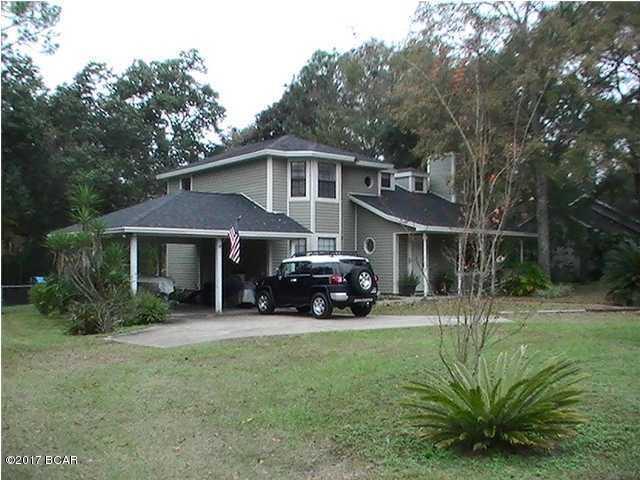 8001 Blanche Road, Panama City, FL 32404 (MLS #661253) :: Keller Williams Success Realty