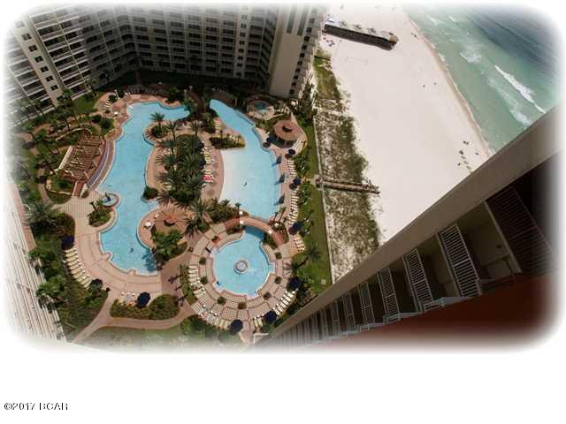 9900 S Thomas Drive #1303, Panama City Beach, FL 32408 (MLS #661544) :: Keller Williams Emerald Coast