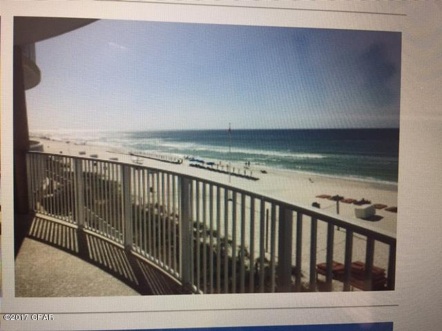 17545 Front Beach Boulevard #408, Panama City Beach, FL 32413 (MLS #664230) :: Scenic Sotheby's International Realty
