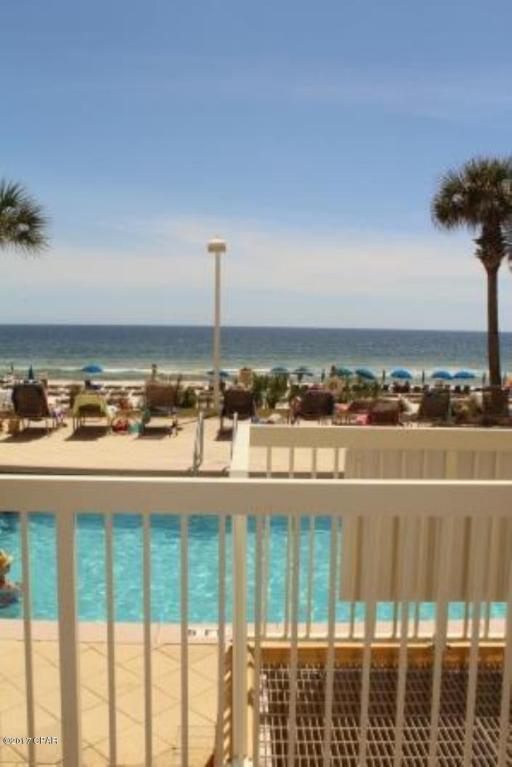 15817 Front Beach #105, Panama City Beach, FL 32413 (MLS #665256) :: ResortQuest Real Estate