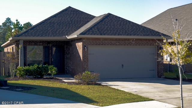 4028 Brook Stone Drive, Panama City, FL 32405 (MLS #665259) :: Keller Williams Success Realty
