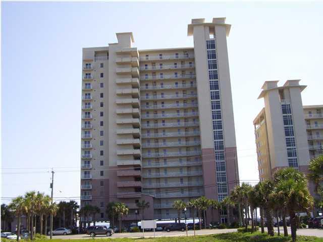 10713 Front Beach Road #1302, Panama City Beach, FL 32407 (MLS #665420) :: Coast Properties