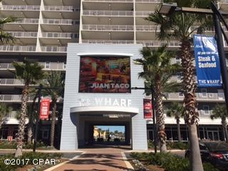 9860 S Thomas Drive #1006, Panama City Beach, FL 32408 (MLS #665480) :: Coast Properties