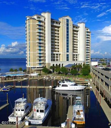 6422 W Hwy 98 Bus 1505 Highway Unit 1505, Panama City Beach, FL 32407 (MLS #665544) :: Keller Williams Emerald Coast