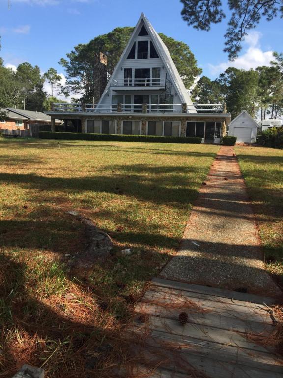 836 Plantation Drive, Panama City, FL 32404 (MLS #665973) :: ResortQuest Real Estate