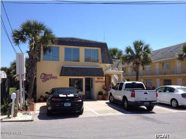 8618 Surf Drive #212, Panama City Beach, FL 32408 (MLS #666785) :: ResortQuest Real Estate