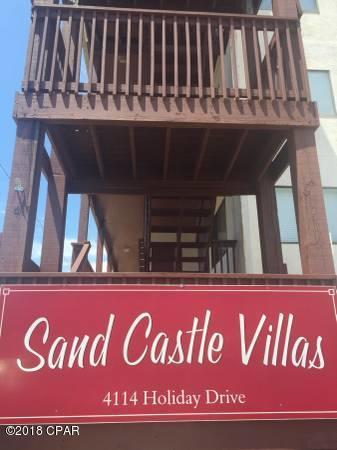 4114 Holiday Drive #29, Panama City, FL 32408 (MLS #667150) :: Keller Williams Success Realty