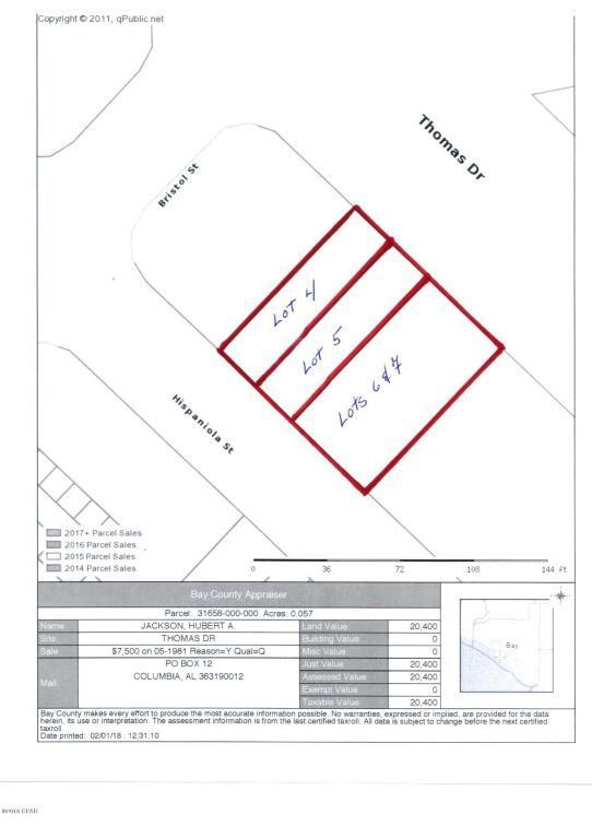 000 Thomas Drive, Panama City Beach, FL 32408 (MLS #667491) :: Coast Properties