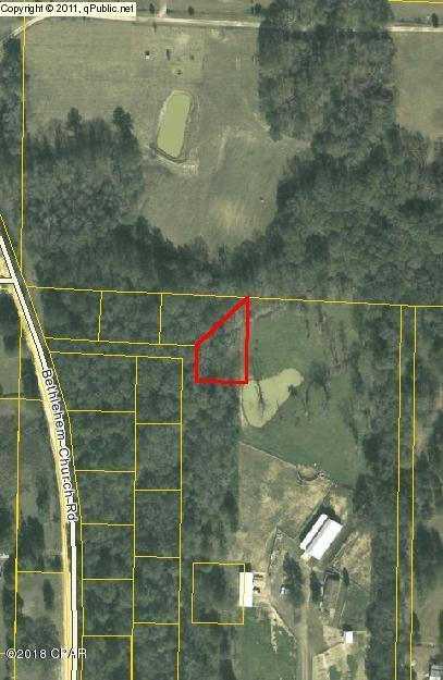 0 Off Hwy 177 And Marvin Moss, Bonifay, FL 32425 (MLS #667634) :: ResortQuest Real Estate