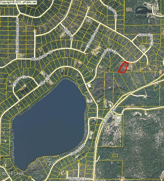 0 Fredrica Drive, Alford, FL 32420 (MLS #667648) :: Keller Williams Realty Emerald Coast