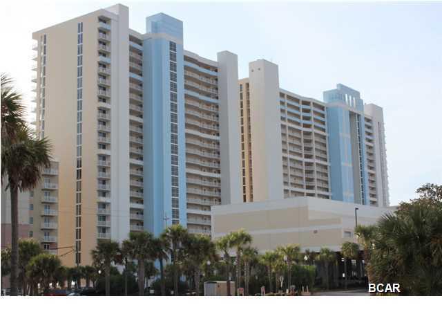 10901 Front Beach Road #1410, Panama City Beach, FL 32407 (MLS #667871) :: Keller Williams Success Realty