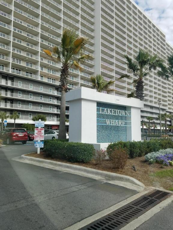 9902 S Thomas Drive #429, Panama City Beach, FL 32408 (MLS #667909) :: ResortQuest Real Estate