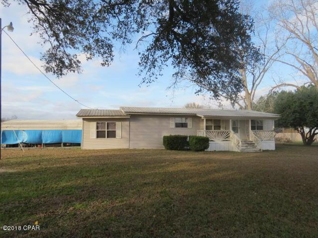 1642 Justic Road, Cottondale, FL 32431 (MLS #668171) :: Scenic Sotheby's International Realty