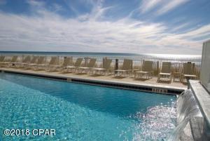 17545 Front Beach Road #1409, Panama City Beach, FL 32413 (MLS #668198) :: Keller Williams Success Realty