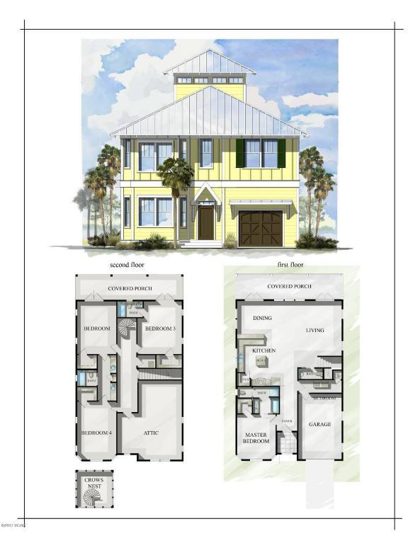 101 Smugglers Cove Court, Panama City Beach, FL 32413 (MLS #669398) :: ResortQuest Real Estate