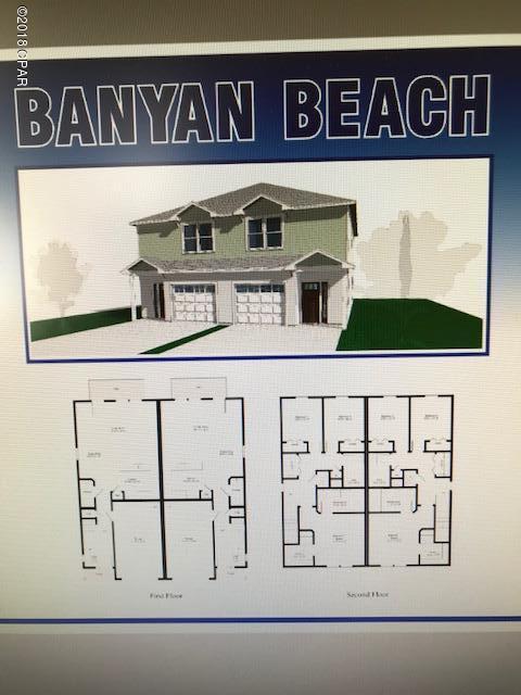9008 Banyan Beach Drive, Panama City, FL 32408 (MLS #669462) :: Scenic Sotheby's International Realty