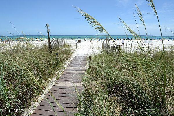 15413 Front Beach Road #101, Panama City, FL 32413 (MLS #669974) :: Keller Williams Emerald Coast