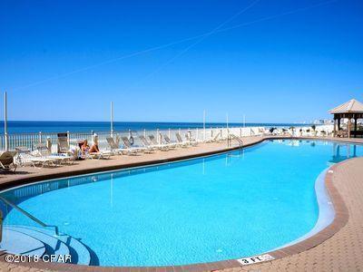 5004 Thomas #504, Panama City Beach, FL 32408 (MLS #670106) :: ResortQuest Real Estate