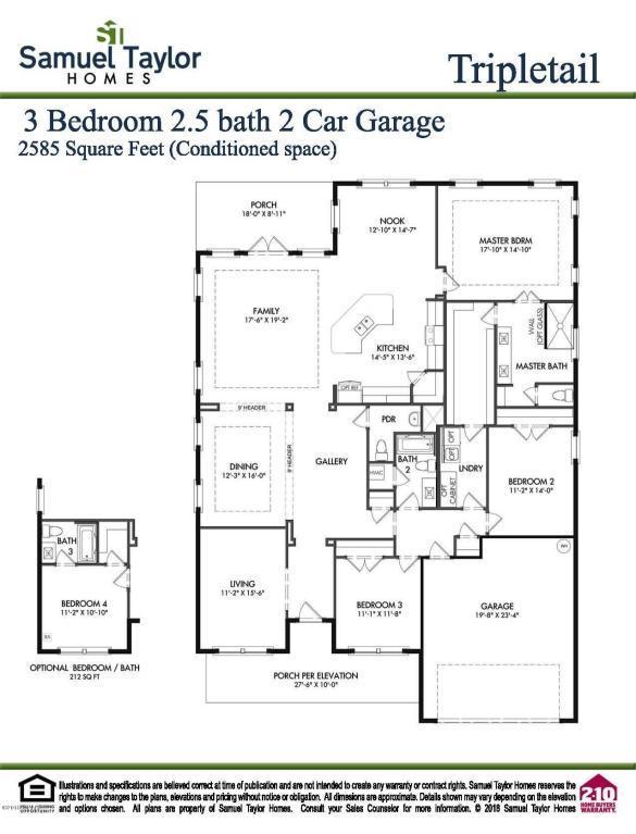 511 Breakfast Point Boulevard, Panama City Beach, FL 32407 (MLS #670109) :: ResortQuest Real Estate