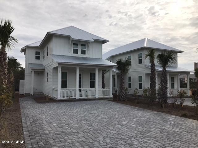 219 Sands Street, Panama City Beach, FL 32413 (MLS #670234) :: ResortQuest Real Estate