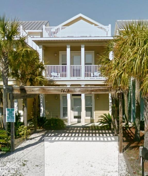 7418 Thomas Drive, Panama City Beach, FL 32408 (MLS #670441) :: ResortQuest Real Estate