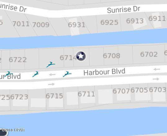 6712 Harbour Boulevard, Panama City Beach, FL 32407 (MLS #670824) :: ResortQuest Real Estate